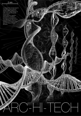 A1 DNA by Luisa Vittadello