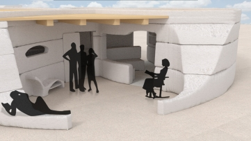 patio by Luisa Vittadello